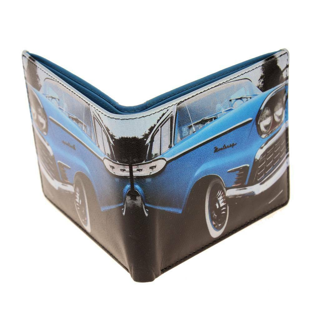 Classic Car Leather Wallet kids children leather