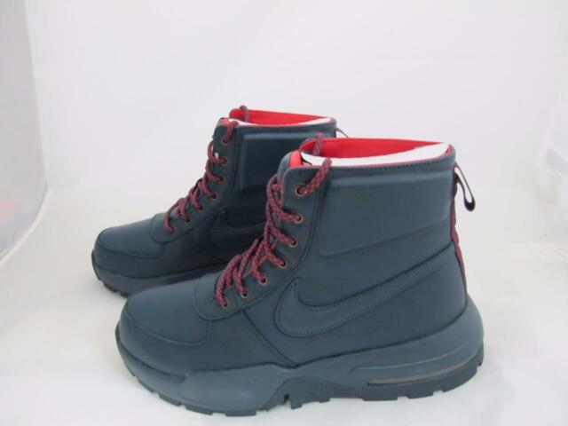 5057bed88b04e Nike Air Max Goaterra 2.0 Mens 916816-400 Armory Navy Waterproof BOOTS Size  8.5