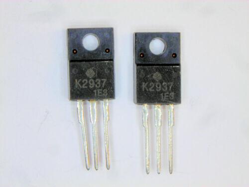 2SK2937 Original Hitachi MOSFET  Transistor 2  pcs