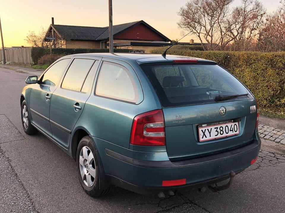 Skoda Octavia, 1,9 TDi, Diesel