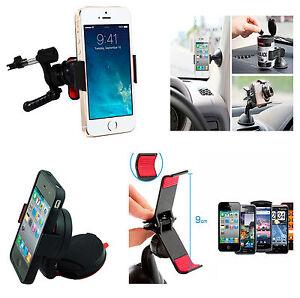 Universal-Voiture-Pare-brise-Ventouse-Support-A-Different-Telephones-Portables