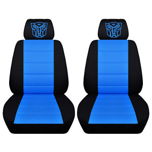 Wondrous Details About Fits 2015 Chevrolet Trax Ltd Black And Light Blue Seat Covers With Autobot Abf Lamtechconsult Wood Chair Design Ideas Lamtechconsultcom