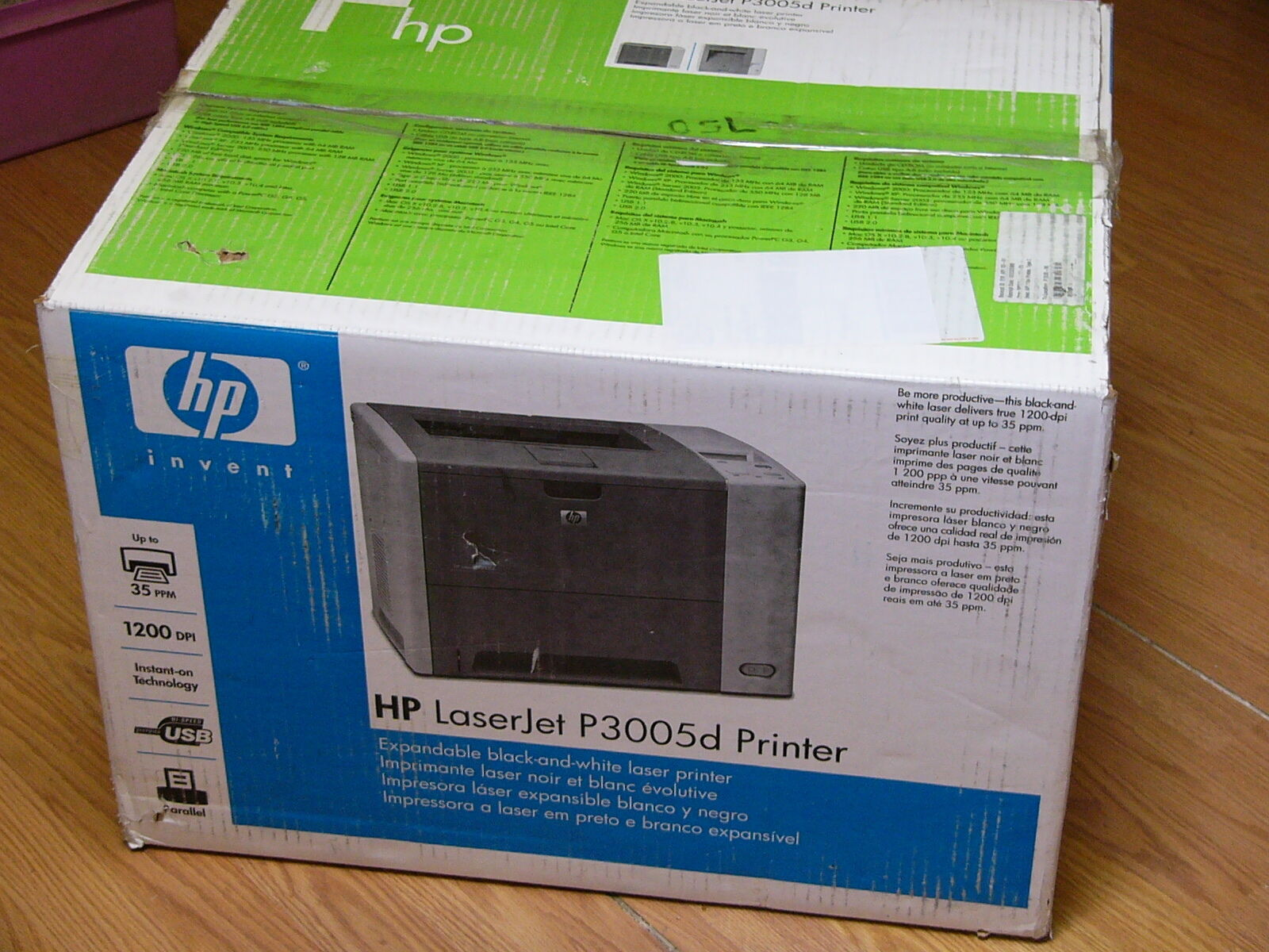 LASERJET 3005D DRIVER FOR WINDOWS MAC