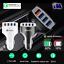 Multi-4-Port-USB-Car-Charger-Adapter-Socket-Quick-Charge-QC-3-0-5V-9V-12V-Fast thumbnail 1