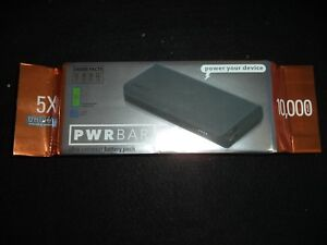 PWR-Bar-10000mAh-USB-Backup-External-Battery-Power-Bank-Pack-Charger-Cell-Phone