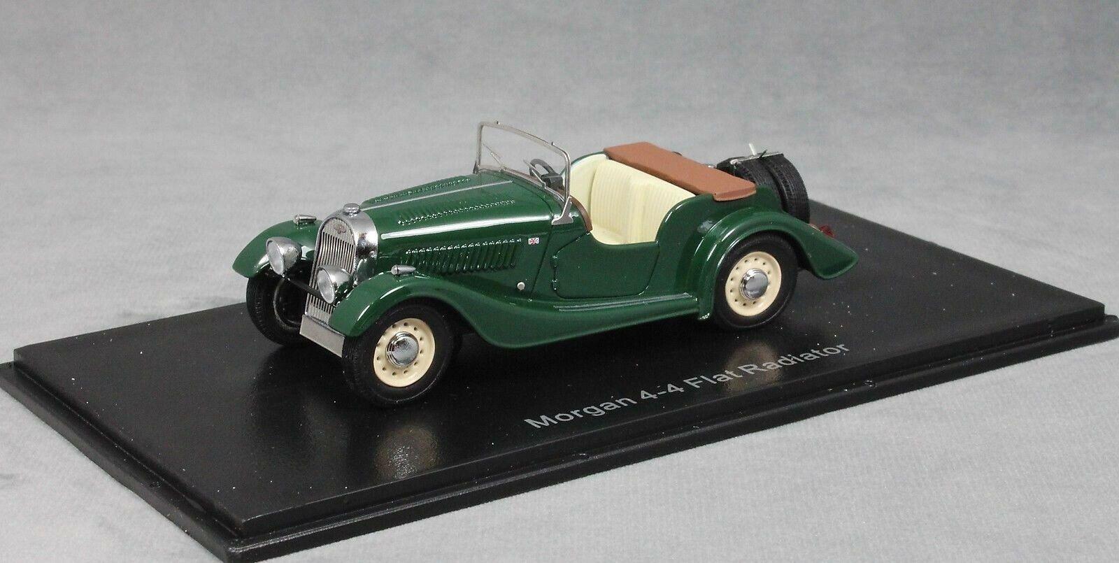 Neo Models Morgan 4 4 plano radiador en verde 1936 46236 1 43 Nuevo