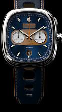 Moto Koure Mk1 Mechanical Watch - Blue - AUTOMATIC - LIMITED EDITION 131/250
