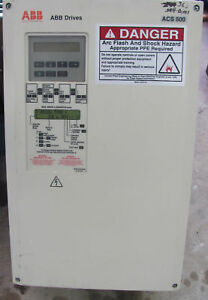 ABB-ACS500-variable-frequency-ac-motor-drive-30-40-hp