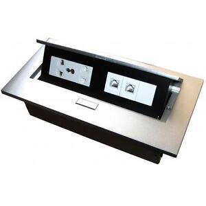 Hnf Shop Cable Outlet Wire Management Box For Office