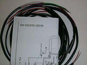 Schema Elettrico Mbk Booster : Impianto elettrico electrical wiring moto mv agusta rs con
