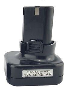 Thunderbird-12v-Cordless-Clippers-Sheep-Shearing-Handpiece-Spare-Battery