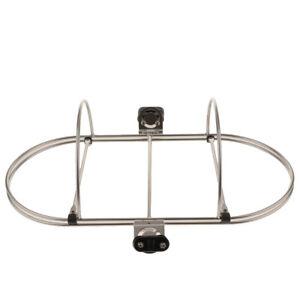 304-Stainless-Steel-Double-Fender-Holder-Hanger-Basket-for-Marine