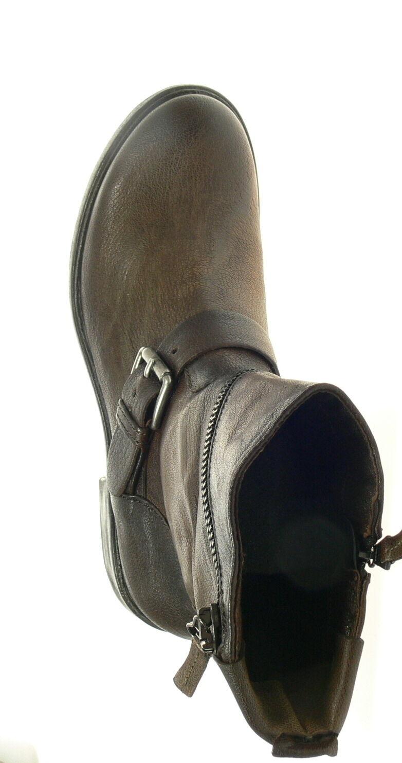MJUS Schuhe GUZZI GUZZI GUZZI 605237 braun Stiefeletten Echtleder NEU Stiefel Damen Stiefel  a61741