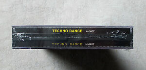 CD-AUDIO-INT-COFFRET-4XCD-TECHNO-DANCE-57-TRACK-KCD407-VARIOUS-ARTISTS-NEUF-NEW