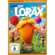 ED HELMS/DANNY DEVITO (ORIGINALSTIMME LORAX)/CHRIS RENAUD/+ - DER LORAX;DVD NEU