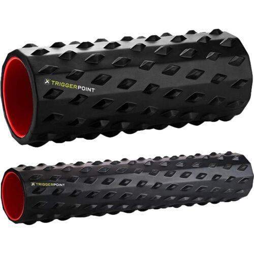 Trigger Point Performance Carbon Deep Tissue Foam Roller Black