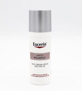 Eucerin Anti-Pigment Day Cream SPF30 50ml - NEW - Damaged Box