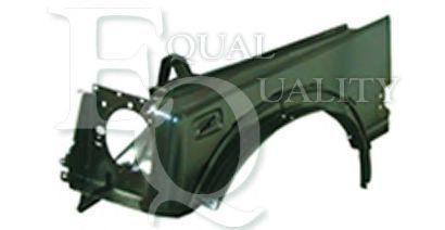 L03840 EQUAL QUALITY Parafango anteriore Dx SUZUKI SAMURAI 1.3 Trazione int SJ