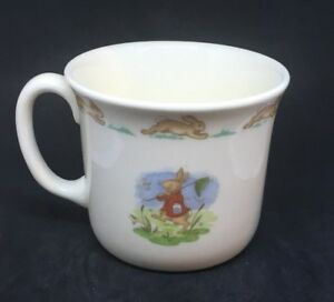 Vintage-1936-Royal-Doulton-Tea-Cup-Bunnykins-Coffee-Mug