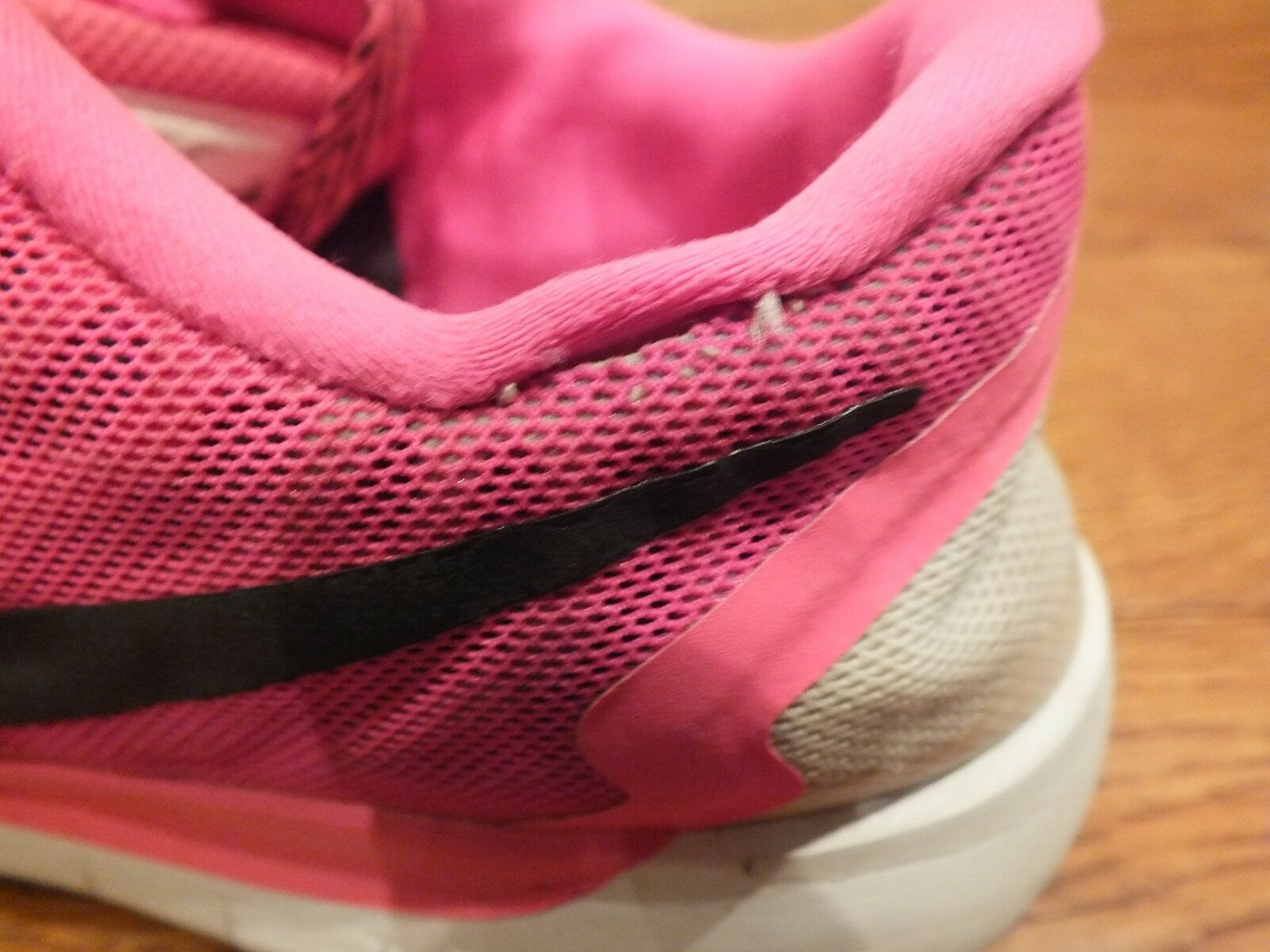 buy popular 5cce9 04109 ... Nike Free Free Free 5.0 Vivid Pink Running Shoes Casual Trainers 645ff1