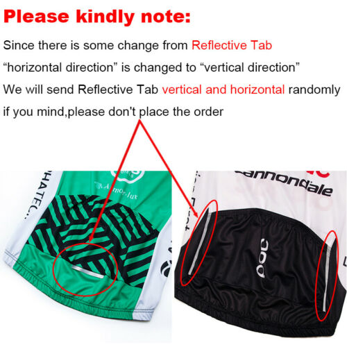 New Team Bike Sports Cycling Mens Jersey Bicycle Tops Uniform Short Sleeve S~3XL