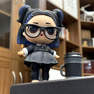 lol doll Big Surprise Sister Series 3 DUSK 3-007 Black Dress children/'s gift