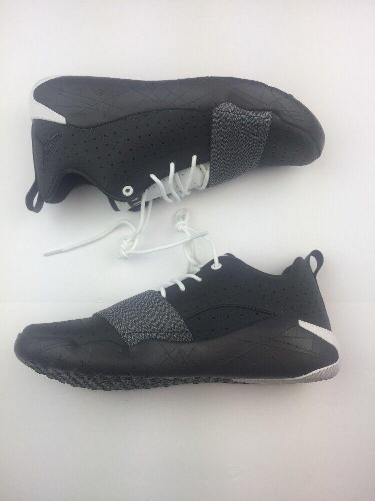 Nike nero air jordan 23 breakout nero Nike uomini grigi di formazione k32-53-49 scarpe taglia 10 89dec9