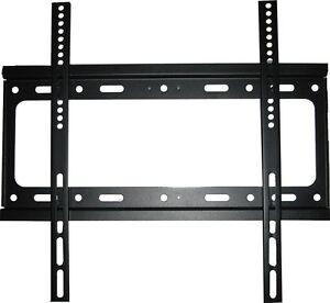 SLIM-LCD-LED-PLASMA-FLAT-TV-WALL-MOUNT-BRACKET-24-30-32-37-42-46-47-50-52-55