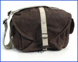 Image Is Loading Domke F 3x Ruggedwear Waxed Camera Bag Made