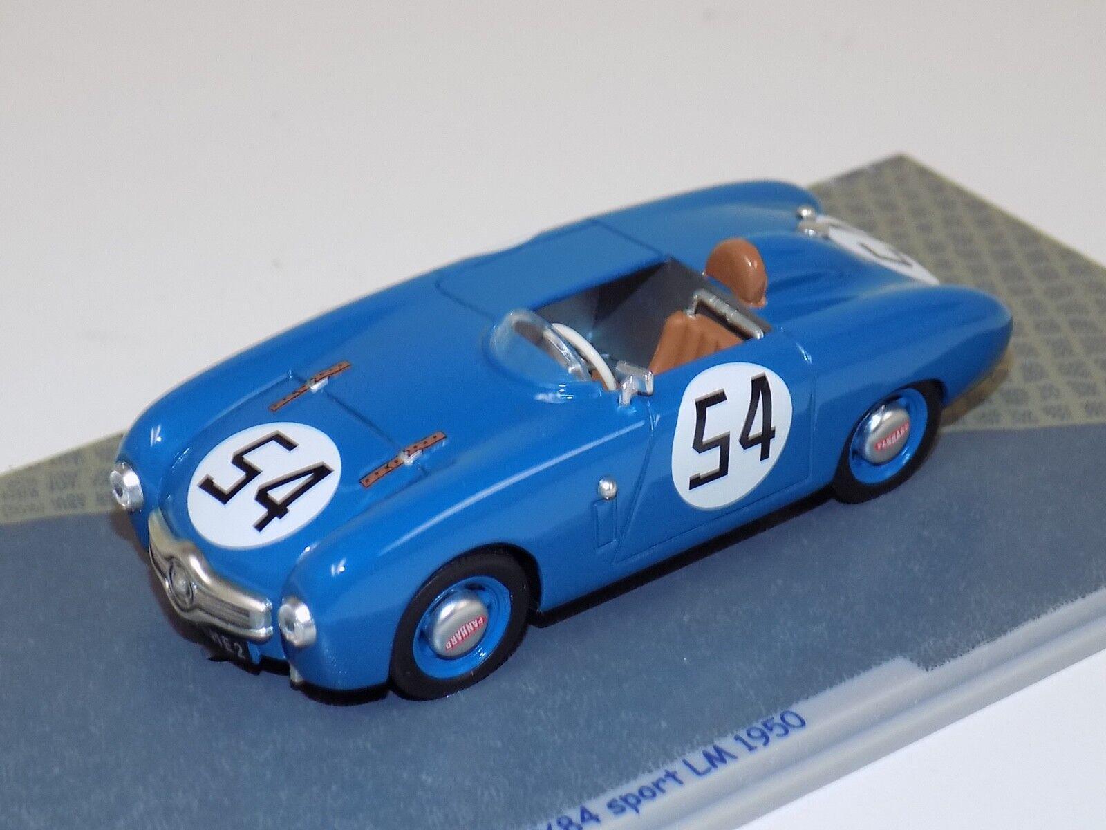 1 1 1 43 Bizarre  Panhard X84   Hours of LeMans  BZ073 6ad475