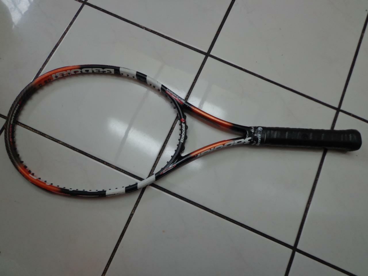 Babolat Pure Storm TEAM grip 98 head unstrung 4 1/2 grip TEAM Tennis Racquet d4cda2