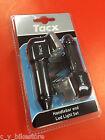 Tacx Lumos Front & Rear Road Bike Handlebar / Bar End LED Light Set T4100