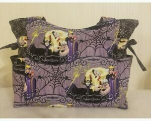 Disney-Villians-Halloween-Handmade-Purse-Handbag