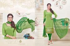 Designer Churidar Banarasi Suit Salwar Kameez Dress Material Unstitched 3005