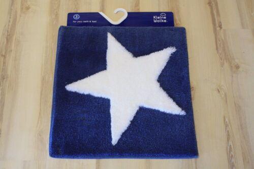 Natte tapis de bain petit nuage sigma 754 Iceblue 60x60 cm étoile