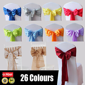 Satin-Chair-Sashes-Cloth-Cover-Wedding-Party-Event-home-Decoration-Table-Runner
