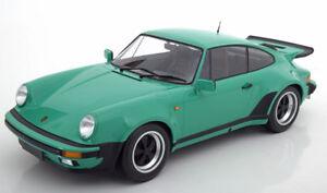 Minichamps-1977-Porsche-911-930-Turbo-Verde-en-1-12-Nueva-Version-Le-Of-100