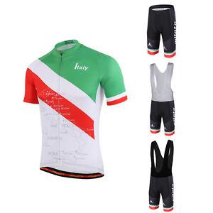 Shorts Set Short Sleeve Road Bike Clothing Kit S-5XL Men/'s Cycling Jersey Bib