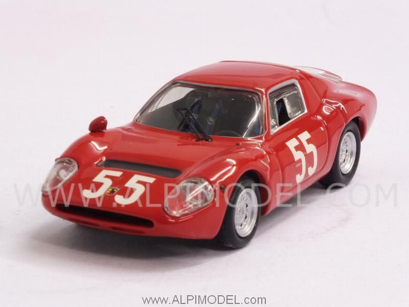 Abarth OT1300 Monza 1966 Baghetti - Cella - Fischhaber - Furt 1 43 BEST 9559