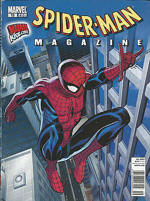 Marvel Kids Spiderman magazine The Torch Fantastic Four Electro Poster Comics