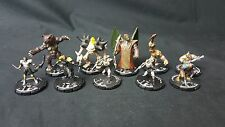 (#MK107) Mage Knight Mix lot of 10 Miniatures