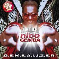 Nico Gemba - G.E.M.B.A.L.I.Z.E.R. - CD Das letzte Stück vom Himmel