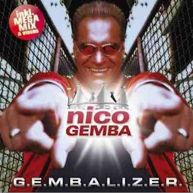 Nico Gemba - G.E.M.B.A.L.I.Z.E.R. - CD NEU -- Das letzte Stück vom Himmel