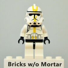 New Genuine LEGO Yellow Corps Trooper Minifig Star Wars 7655