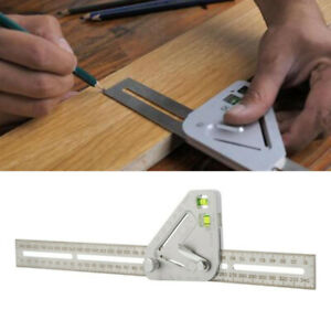 Measuring Angle Ruler Roof Revolutionizing Carpentry Hand tools Equipment