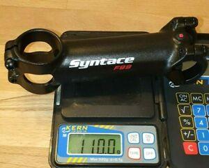 Stem Syntace f99 MTB 6 ° 120 mm 25,4 MM
