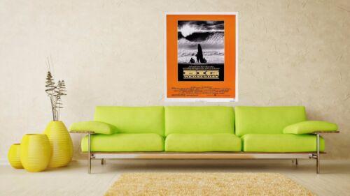 Big Wednesday 1978 Retro Vintage Movie Poster A0-A1-A2-A3-A4-A5-A6-MAXI 206
