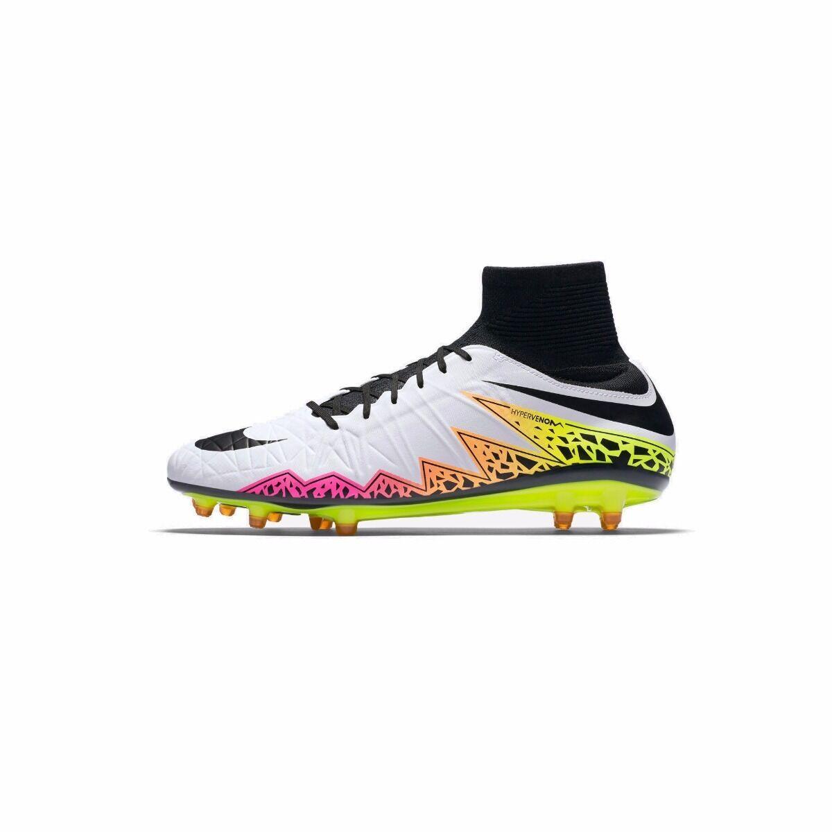 Nike df hypervenom phatal ii df Nike fg herren stiefel wei ß ß - ball - orange schwarz neu e68897
