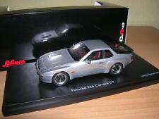 Schuco Porsche 924 Carrera GT silber Diamantsilber 1:43 Pro.R43 Art. 45 088 9700