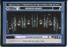 Star Wars CCG Dagobah Limited BB Executor: Holotheatre